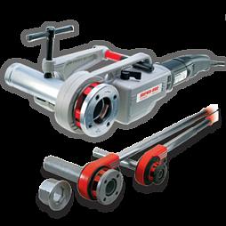 Инструменты и оборудование для нарезки резьбы на трубах