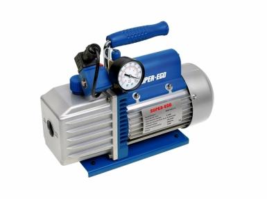 Двухступенчатый вакуумный насос SUPER-EGO SEGO VAC 1.5 (42 л/мин)
