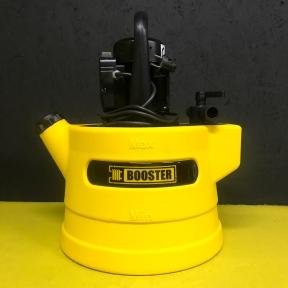 Насос для промывки теплообменников и котлов BOOSTER K22