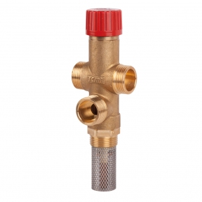 Клапан теплового сброса для твердотопливных котлов ICMA 267 3/4