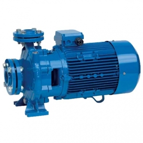 Промышленный центробежный моноблочный насос Speroni CS 40-160B