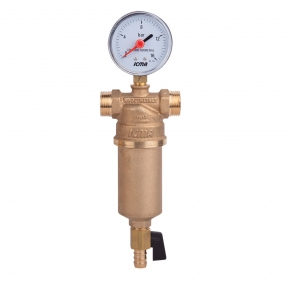 Самопромывной фильтр для воды ICMA 750 1 1/2
