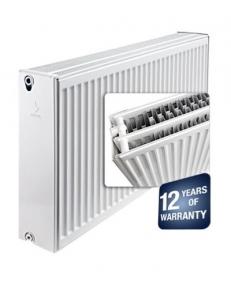 Стальной панельный радиатор Airfel 33 тип 500x1200 мм (боковое подключение)