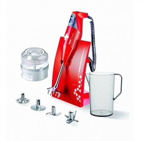 Блендер погружной BAMIX SwissLine Red M200