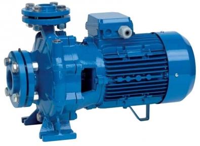 Промышленный центробежный моноблочный насос Speroni CSM 32-160B