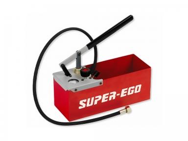 Опрессовщик систем отопления SUPER-EGO TP25