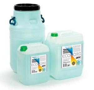 Econord K -50°C (10 литров) - теплоноситель для систем отопления