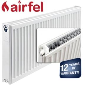 Стальной панельный радиатор Airfel 22 тип 500x400 мм (боковое подключение)