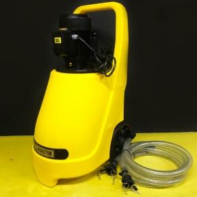 Установка для промывки теплообменников и котлов BOOSTER K33