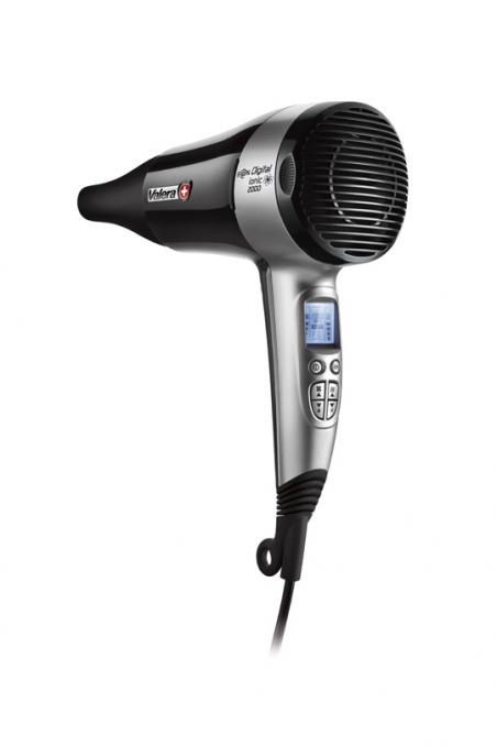Фен для волос VALERA i-F@n Digital Ionic