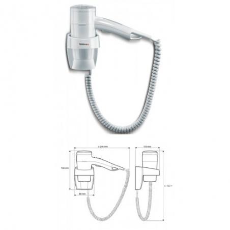 Настенный фен для волос VALERA Premium 1200