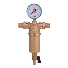 Самопромывной фильтр для воды ICMA 751 1