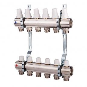 Коллектор с термостатическими вентилями ICMA K005 1