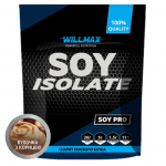WILLMAX SOY ISOLATE булочка с корицей 900г