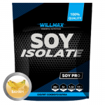 WILLMAX SOY ISOLATE банан 900г